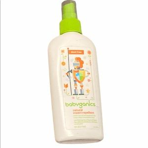 Babyganics natural insect repell 2bottles for $18